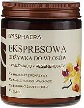 Parfémy, Parfumerie, kosmetika Express kondicionér na vlasy s olejem manga a avokádo - Bosphaera