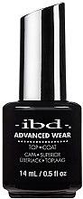 Parfémy, Parfumerie, kosmetika Vrchní lak - IBD Advanced Wear Top Coat