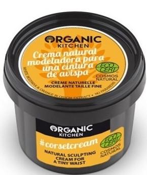 Zeštíhlující krém na tělo Krém-korzet - Organic Shop Organic Kitchen Corsetcream
