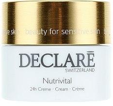 Výživný 24hodinový pleťový krém - Declare Nutrivital 24 h Cream — foto N2