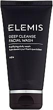 Parfémy, Parfumerie, kosmetika Čisticí gel pro muže Hloubkové čištění - Elemis Men Deep Cleanse Facial Wash