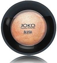 Parfémy, Parfumerie, kosmetika Zapečená tvářenka - Joko Mineral Blush