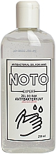 Parfémy, Parfumerie, kosmetika Antibakteriální gel na ruce - Noto Expert Antibacterial Gel For Hand