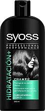 Parfémy, Parfumerie, kosmetika Šampon - Syoss Hidratacion + Shampoo