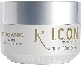 Parfémy, Parfumerie, kosmetika Organická maska na vlasy - I.C.O.N. Organic Treatment