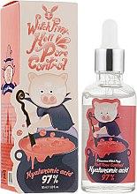 Parfémy, Parfumerie, kosmetika Hyaluronové sérum 97% - Elizavecca Face Care Hell-Pore Control Hyaluronic Acid 97%