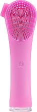 Parfémy, Parfumerie, kosmetika Čisticí kartáč na obličej, růžový - Lewer BR-010 Forever Hand Held Electric Cleaning Brush