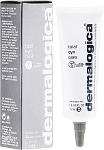 Parfémy, Parfumerie, kosmetika Oční krém pro komplexní péči - Dermalogica Total Eye Care SPF 15