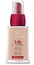Parfémy, Parfumerie, kosmetika Dlouhotrvající make-up s koenzymem Q10 - Dermacol 24h Control Make-Up