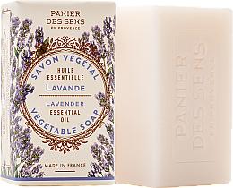 Parfémy, Parfumerie, kosmetika Extra jemné bylinné mýdlo Levandule - Panier des Sens Extra-Gentle Lavender Vegetable Soap