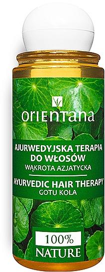 Ájurvédské ošetření vlasů - Orientana Ayurvedic Hair Therapy
