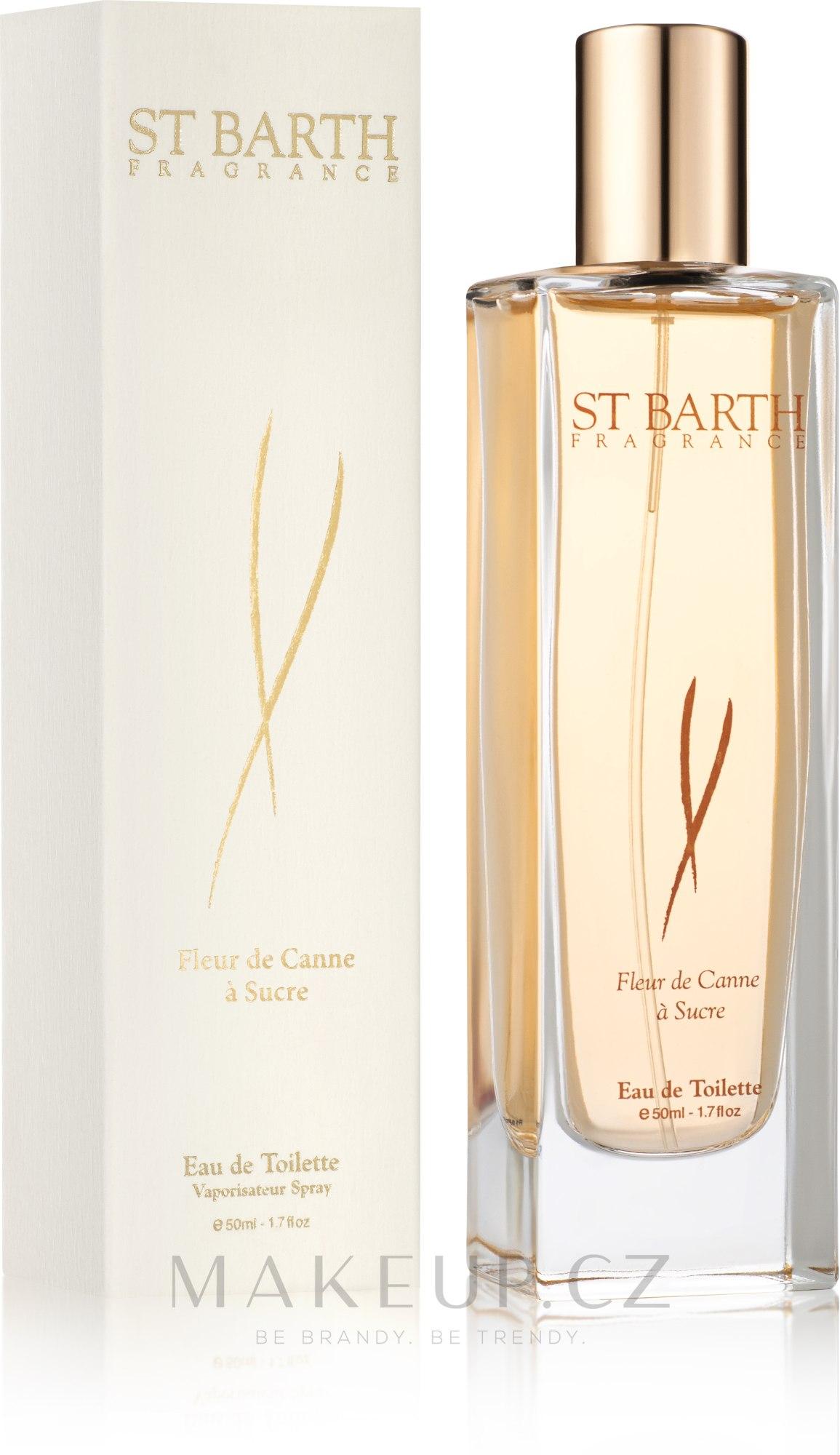 Ligne St Barth Fragrance Fleur de Canne a Sucre - Toaletní voda — foto 50 ml