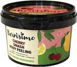 Parfémy, Parfumerie, kosmetika Telový peeling - Berrisimo Cherry Smash Body Peeling