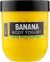 Parfémy, Parfumerie, kosmetika Tělový krém-jogurt Banán - Xpel Marketing Ltd Banana Body Yougurt