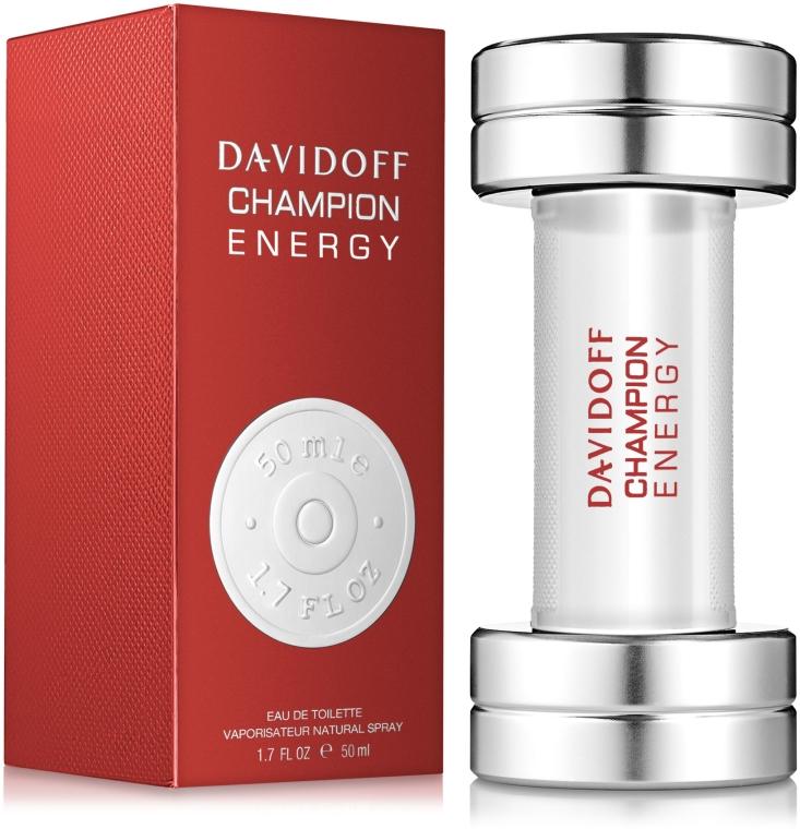 Davidoff Champion Energy - Toaletní voda — foto N2