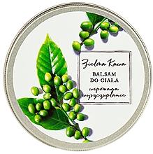 """Parfémy, Parfumerie, kosmetika Tělový balzám """"Zelená káva"""" - The Secret Soap Store"""
