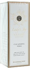Parfémy, Parfumerie, kosmetika Čistící mléko - Bulgarian Rose Ladys Joy Luxury Cleansing Milk