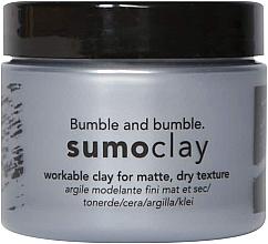 Parfémy, Parfumerie, kosmetika Hlína na modelování vlasů - Bumble And Bumble SumoClay