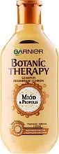 Parfémy, Parfumerie, kosmetika Šampon na vlasy - Garnier Botanic Therapy Honey & Propolis