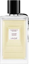 Parfémy, Parfumerie, kosmetika Lalique Leather Copper - Parfémovaná voda