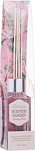Parfémy, Parfumerie, kosmetika Aroma difuzér - IDC Institute Scented Garden Country Rose Stick Fragrance Diffuser