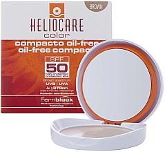 Parfémy, Parfumerie, kosmetika Kompaktní pudr na mastnou a kombinovanou pleť - Cantabria Labs Heliocare Color Compact Oil-Free Spf 50