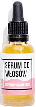 Parfémy, Parfumerie, kosmetika Sérum pro vlasy se střední pórovitostí - Cztery Szpaki