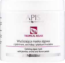 Parfémy, Parfumerie, kosmetika Zklidňující olejová maska - APIS Professional Calming Algae Mask