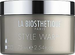 Parfémy, Parfumerie, kosmetika Vosk s leskem pro dlouhotrvající fixaci - La Biosthetique Style Warp
