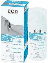 Parfémy, Parfumerie, kosmetika Opalovací lotion bez vůně - Eco Cosmetics Sun Lotion SPF 50