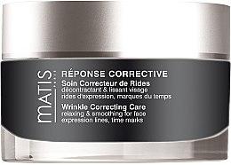 Parfémy, Parfumerie, kosmetika Korekční krém na mimické vrásky - Matis Reponse Corrective Wrinkle Correcting Care