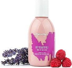 Parfémy, Parfumerie, kosmetika Sprchový gel s olejem levandule a extraktem z maliny - Uoga Uoga Shower Gel