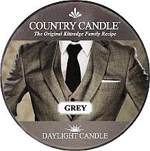 Parfémy, Parfumerie, kosmetika Čajová svíčka - Country Candle Grey Daylight