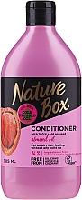 Parfémy, Parfumerie, kosmetika Kondicionér na vlasy s mandlovým olejem - Nature Box Almond Oil Conditioner