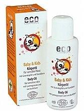 Parfémy, Parfumerie, kosmetika Dětský tělový olej - Eco Cosmetics Baby&Kids Body Oil