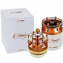Parfémy, Parfumerie, kosmetika Al Haramain Manege Blanche - Parfémovaná voda