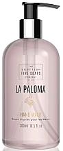 Parfémy, Parfumerie, kosmetika Tekuté mýdlo na ruce - Scottish Fine Soaps La Paloma Hand Wash