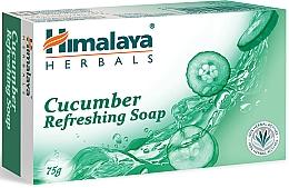 Parfémy, Parfumerie, kosmetika Osvěžující mýdlo s okurkou - Himalaya Herbals Refreshing Cucumber