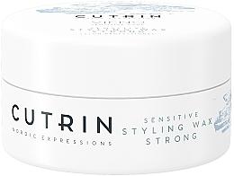 Parfémy, Parfumerie, kosmetika Vosk na styling vlasů bez vůně - Cutrin Vieno Sensitive Styling Wax Strong