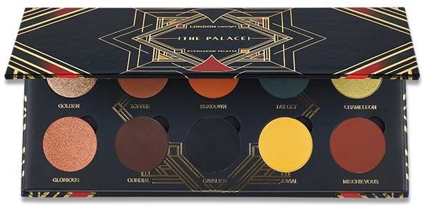 Paleta očních stínů - London Copyright Magnetic Eyeshadow Palette The Palace
