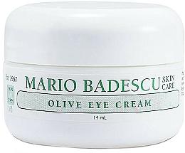 Parfémy, Parfumerie, kosmetika Krém na oční okolí s olivou - Mario Badescu Olive Eye Cream