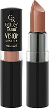 Parfémy, Parfumerie, kosmetika Rtěnka - Golden Rose Vision Lipstick