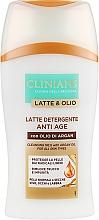 Parfémy, Parfumerie, kosmetika Čisticí pleťové mléko - Clinians Latte & Olio Cleansing Milk