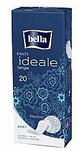 Parfémy, Parfumerie, kosmetika Denni hygienické vložky Panty Ideale Ultra Thin Large Stay Softi, 20ks. - Bella