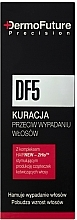 Parfémy, Parfumerie, kosmetika Kurz proti vypadávání vlasů - DermoFuture DF5 Course Against Hair Loss
