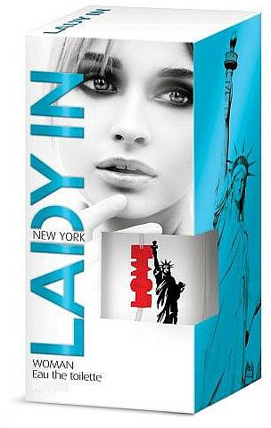 Pharma CF Lady in New York - Toaletní voda