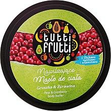 Parfémy, Parfumerie, kosmetika Tělový olej - Farmona Tutti Frutti Pear Body Butter