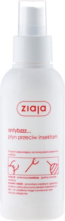 Sprej proti hmyzu - Ziaja AntyBzzz Spray