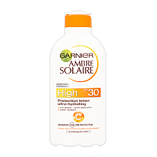 Parfémy, Parfumerie, kosmetika Opalovací mléko SPF30 - Garnier Ambre Solaire High Protection Lotion