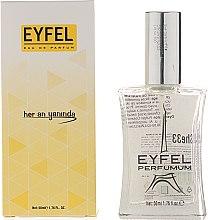 Parfémy, Parfumerie, kosmetika Eyfel Perfume She-33 - Parfémovaná voda